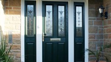 Composite GRP doors